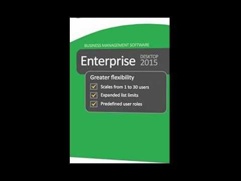 Download QuickBooks Enterprise Solutions 15 0 (2015) 30-user