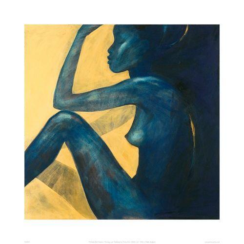 ''Morning Lust'' by Michelle Buhl-Nielsen Nudes/Erotic Art Print