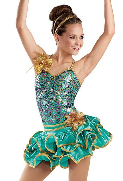 78c998c2c This would be such a cute dance costume.