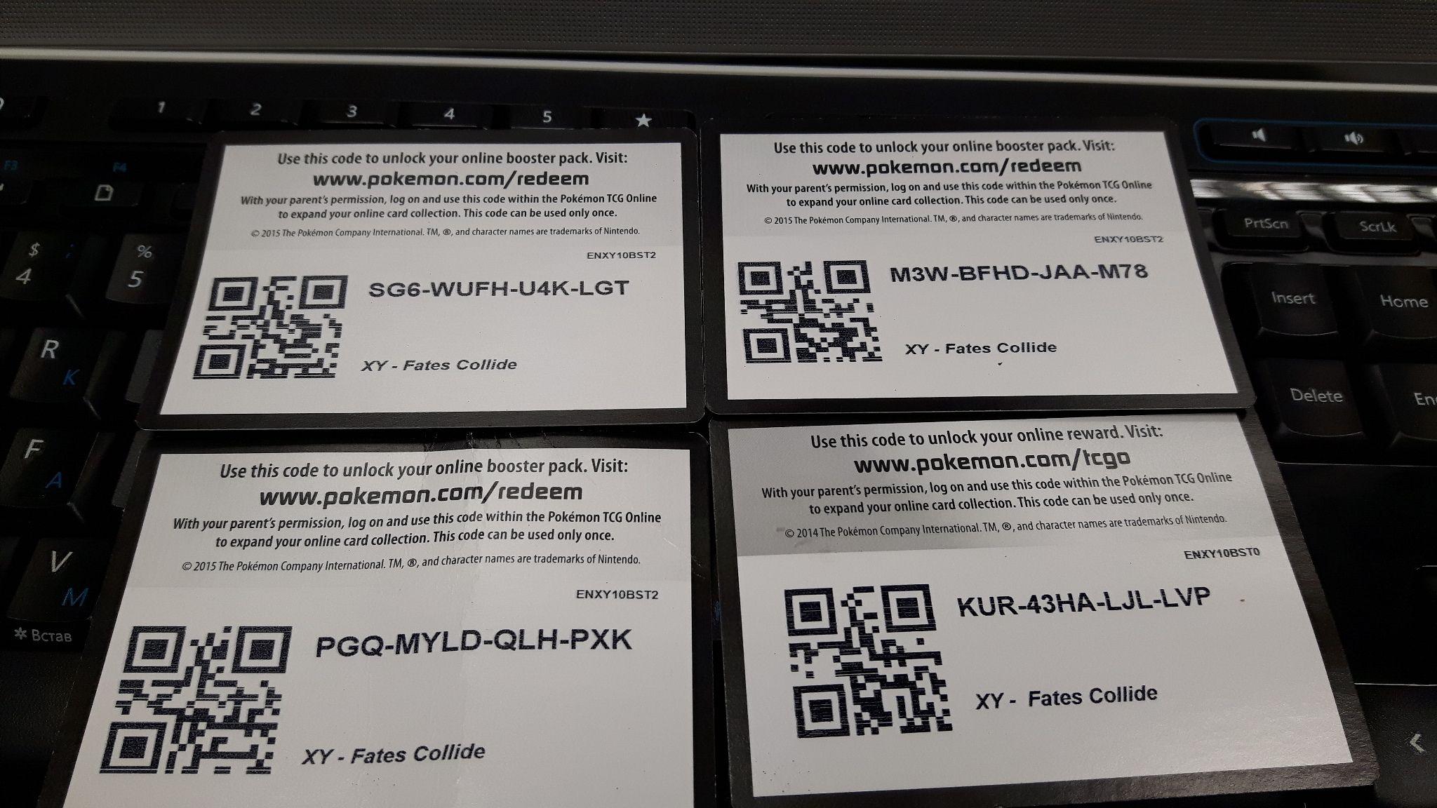 Pokemon TCG online codes | pokemon | Pokemon tcg online