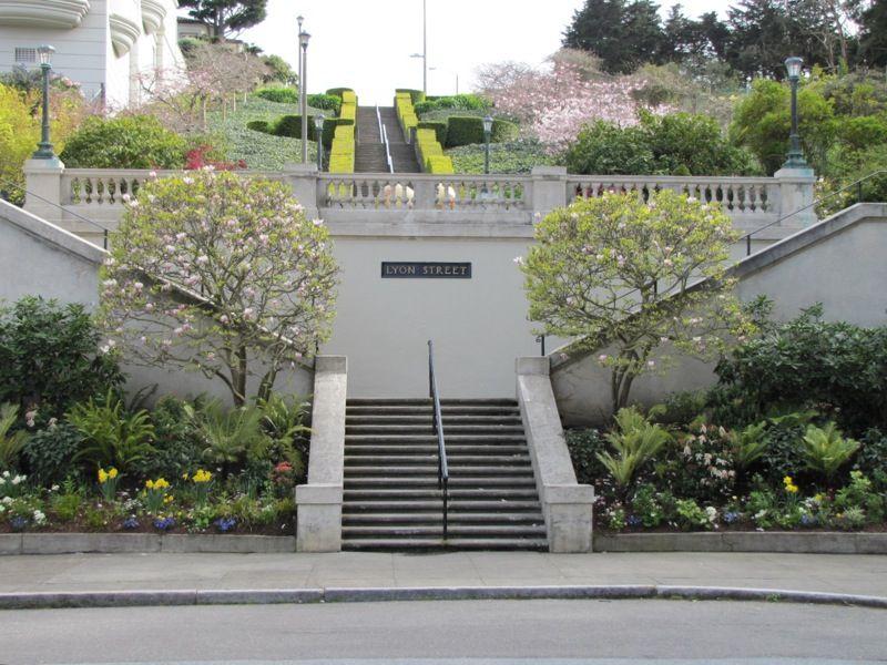 san francisco Google Search Stairs, Stair steps, San