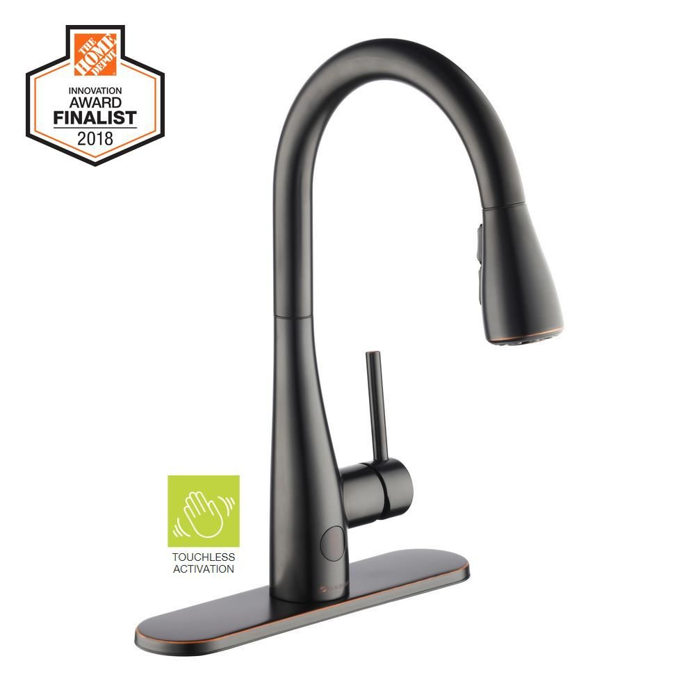 Glacier Bay Nottely Touchless Single Handle Pull Down Kitchen
