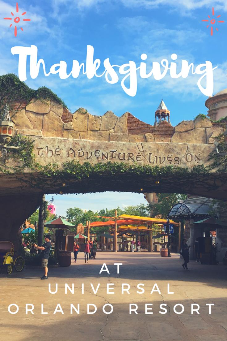 Fun Ways To Enjoy Thanksgiving At Universal Orlando Resort 2020 Themeparkhipster Universal Orlando Resort Universal Orlando Orlando Theme Parks