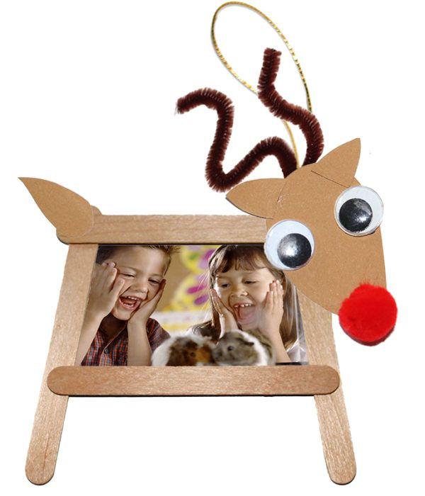 Weihnachtsdeko selber basteln! Ideen findet Ihr auf meinem Kinderblog