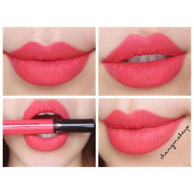 Sephora Cream Lip Stain In 09 Watermelon Slice Beauty Beauty