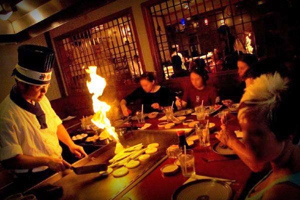 Ichiban Japanese Steakhouse And Sushi Bar Partnered With