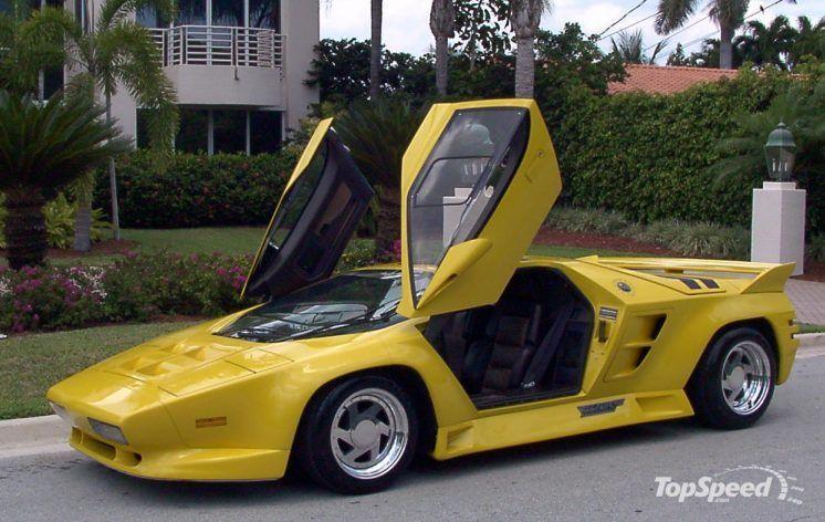 1992 Vector W8 Gallery 48887 カウンタック コンセプトカー スポーツカー