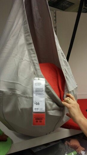 Attractive Kids Hanging Cocoon Chair Bargain At Ikea :)