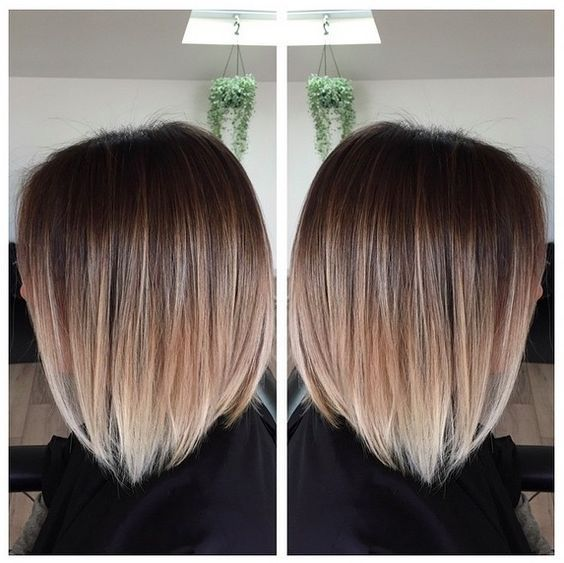25 Amazing Balayage Hairstyles 2021 Balayage Color Ideas For Medium Short Hair Her Style Code Blonde Ombre Short Hair Hair Styles Ombre Hair Blonde