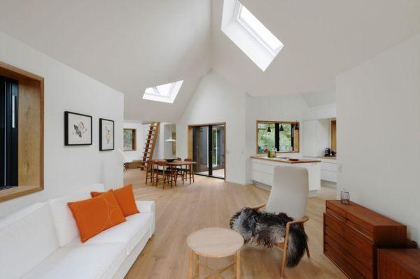 Weiß Ist Die Neue Farbe: Wohnzimmerwände #rosa #weißenmöbeln #modern  #schönerwohnen #streichen #couch #tapezieren #wandgestaltung #grau #blau  #teppich ...