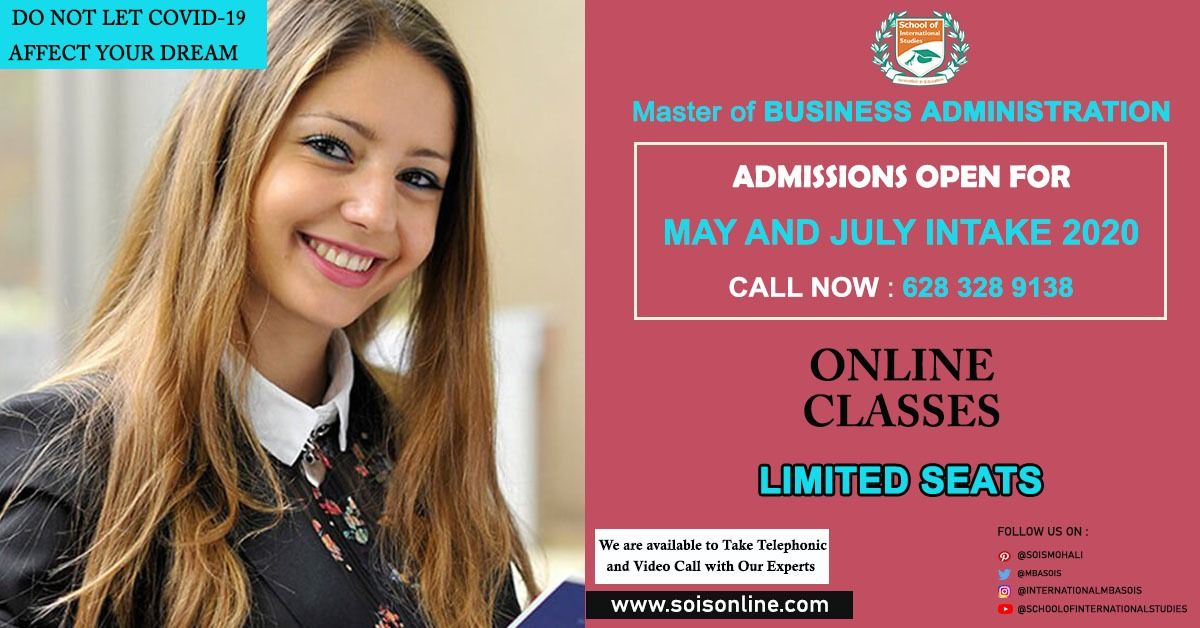 Do Not Lockdown Your Study Abroad Dreams International Education Nurse Skills Masters In Business Administration