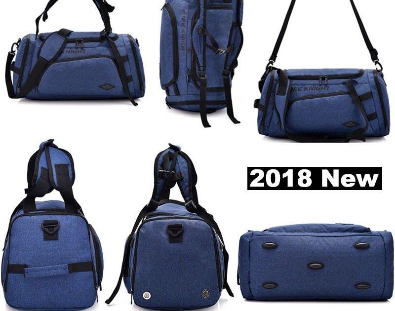 Hot Offer 2018 Travel Backpack Gym Bags Men Training Fitness Backpacks  Sports Handbags Shoulder Bag For Shoes Sac De Sport Mochila XA487WA 828716b6dea8b