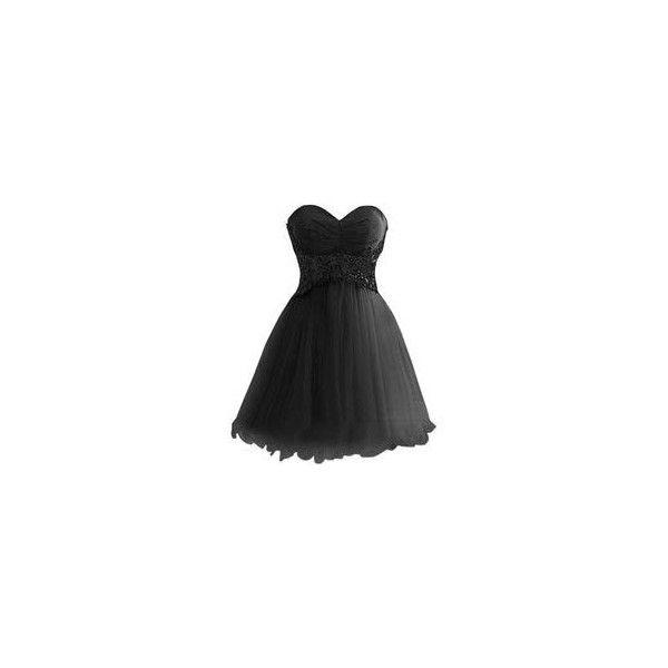Black Short Homecoming Dress,Cute Homecoming Dress,Homecoming ...