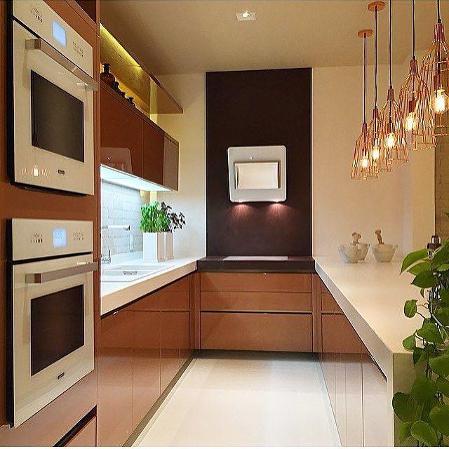 Cozinha deslumbrante por Romero Duarte  @decoreinteriores