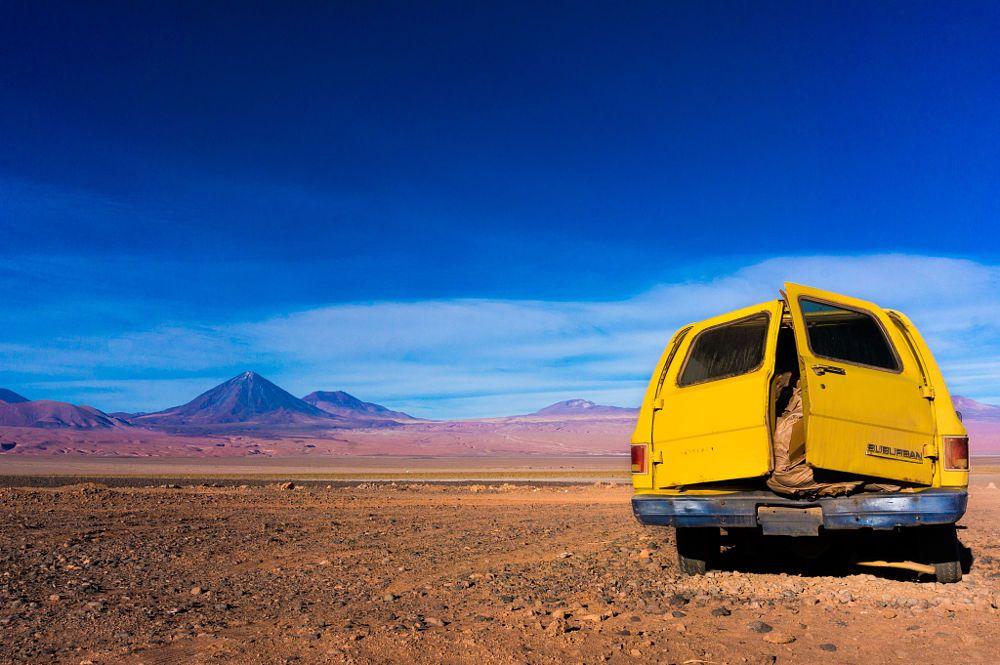 Atacama Desrt by Camilo Otero on 500px