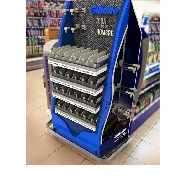 Mobiliario para Supermercados on Behance