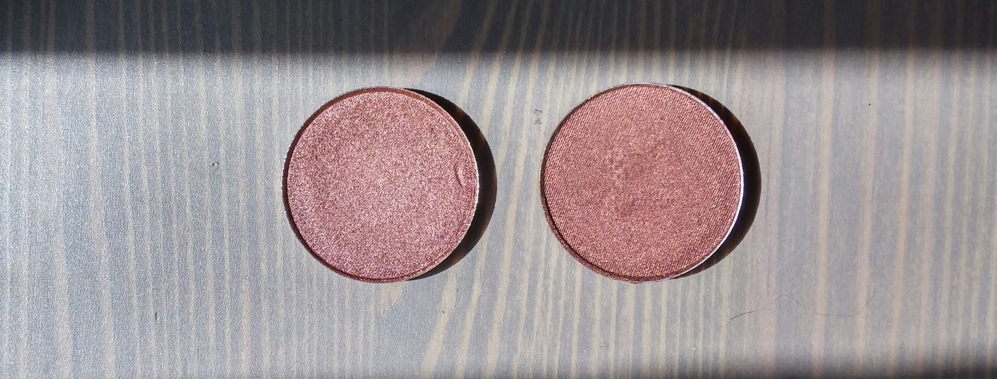 Dupe Mac Antiqued Vs Es74 Burlesque Morphe Brushes Style Mac