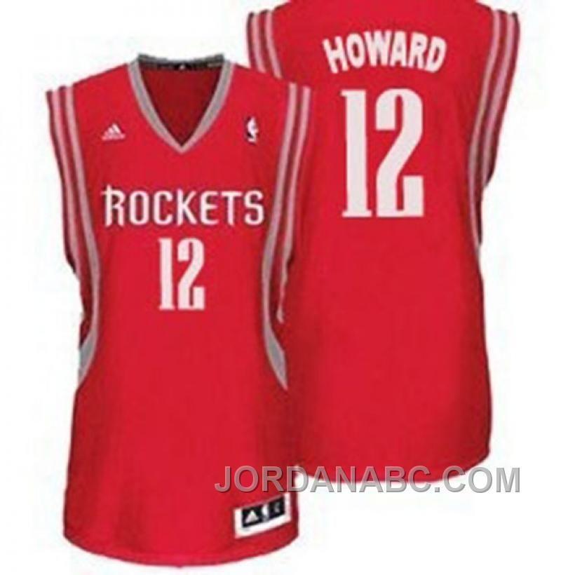 2017 Houston Rockets 12 Dwight Howard Red Revolution 30 Swingman NBA Jerseys  Clearance httpwww.jordanabc.comdwight-howard-houston- ... 881151302