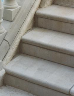 Cast Stone Stair Treads And Risers