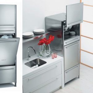 Compact Appliances For Small Kitchens | Downstairs ...