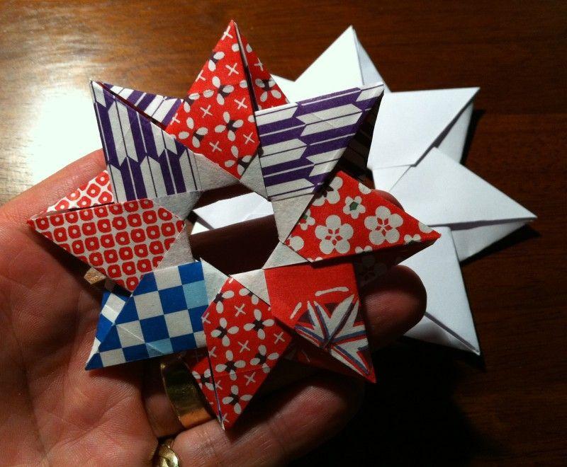 Origami Maniacs: Robin Star by Maria Sinayskaya