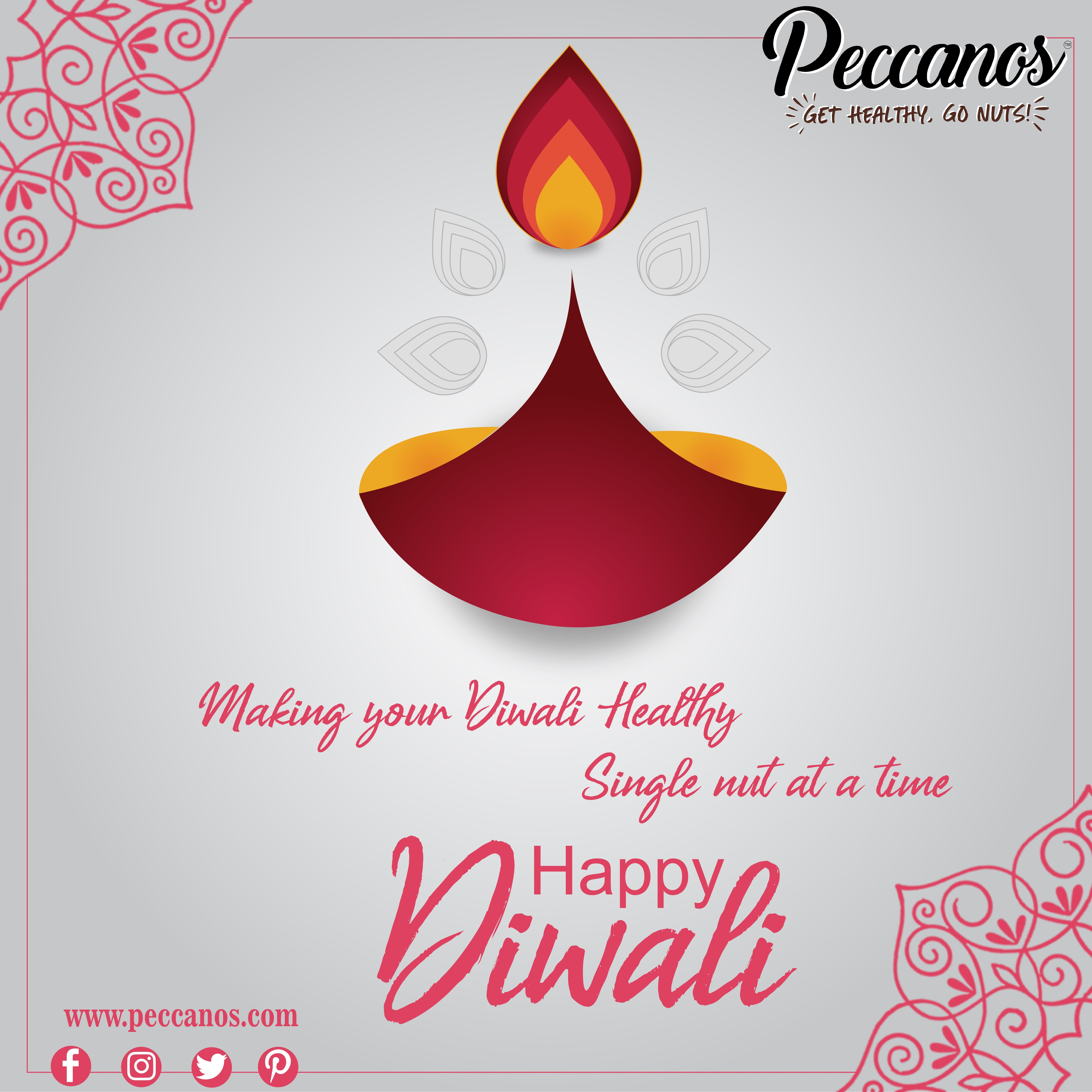 #Happy Diwali  #happydiwaligreetings Happy Diwali  #Greetings from The Peccanos family #Festivities #Happy Diwali #Making your Diwali healthy single nut at a time#Togetherness #health #happiness #prosperity #peace #love #Peccanos #GetHealthy #GoNuts @Peccanos #DryFruits #Nuts #Seeds #Condiments #Staples #happydiwaligreetings #Happy Diwali  #happydiwaligreetings Happy Diwali  #Greetings from The Peccanos family #Festivities #Happy Diwali #Making your Diwali healthy single nut at a time#Togetherne #happydiwaligreetings