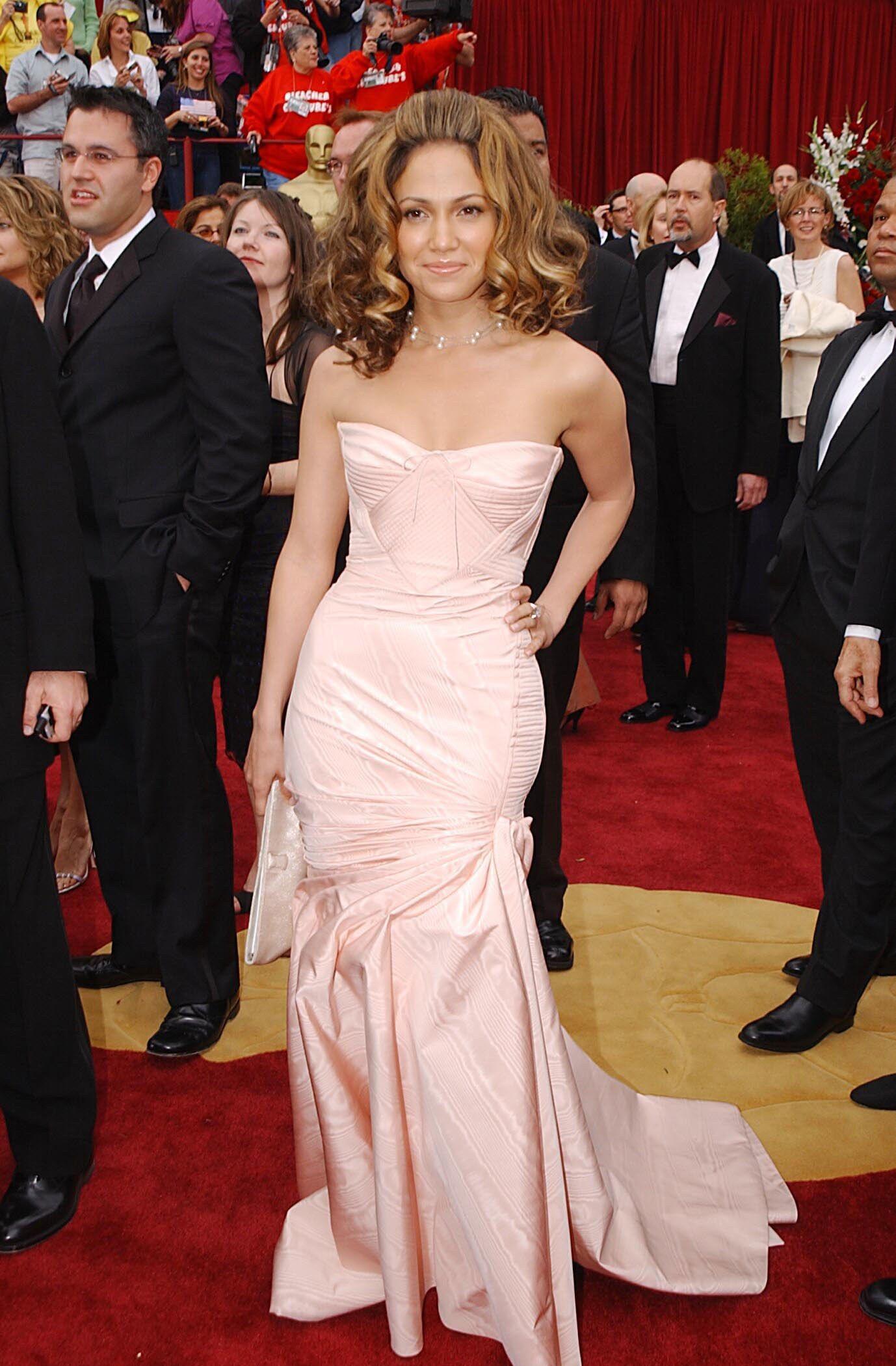 Jennifer Lopezs Best Fashion Moments on The Red Carpet