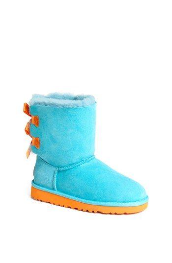 UGG® Australia 'Bailey Bow' Boot (Walker, Toddler, Little Kid & Big Kid) | Nordstrom