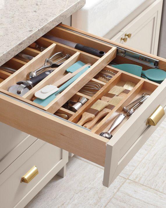 Kitchen Cabinet Organizing Ideas Pinterest: Martha's Top Kitchen Organizing Tips