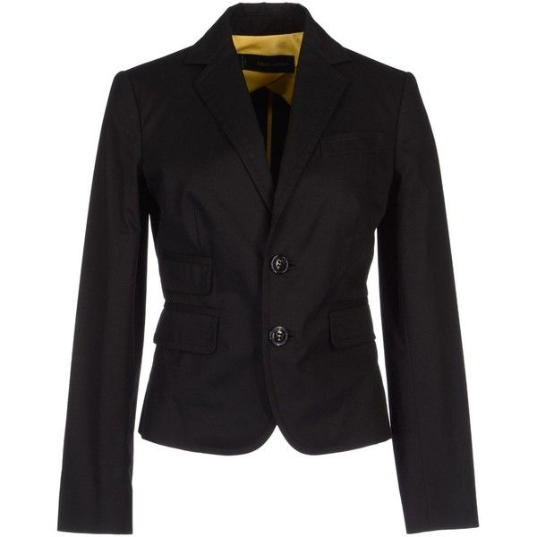DSQUARED2 Blazer ($475) ❤ liked on Polyvore