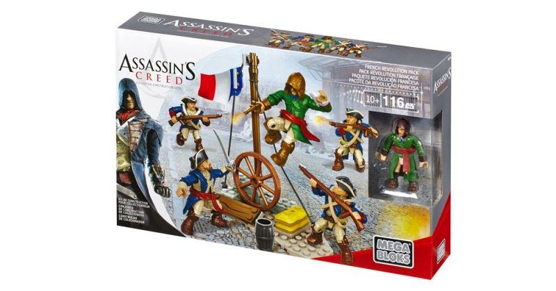Home | Mega Bloks - Assassin's Creed