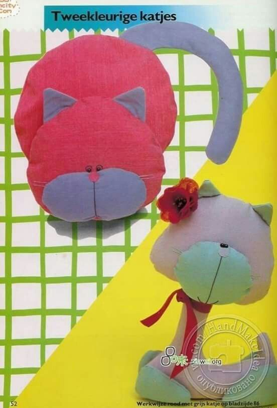 Pin von Janine May auf Pincushions - Cats | Pinterest
