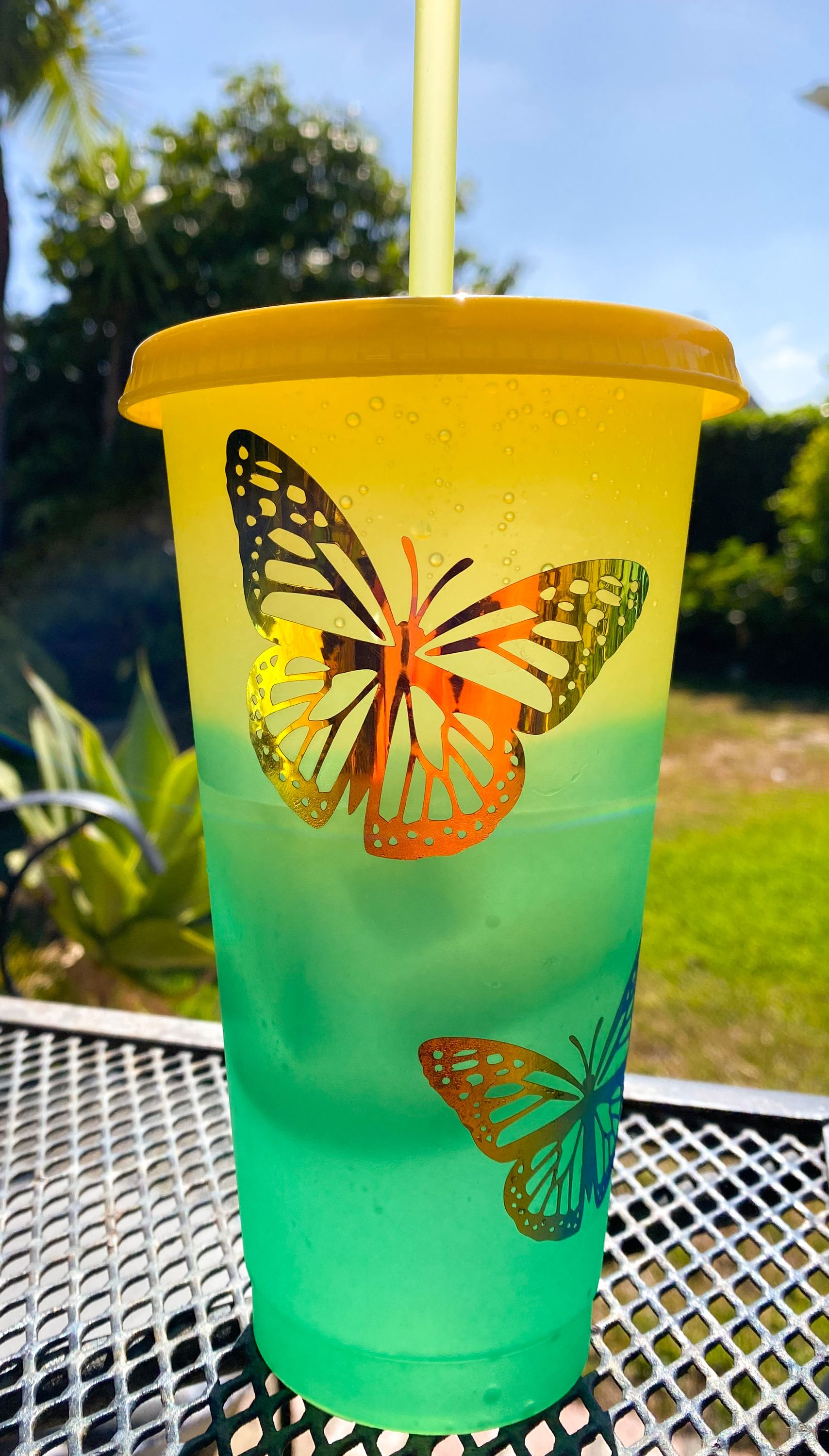Custom color changing cups in 2020 custom cups etsy