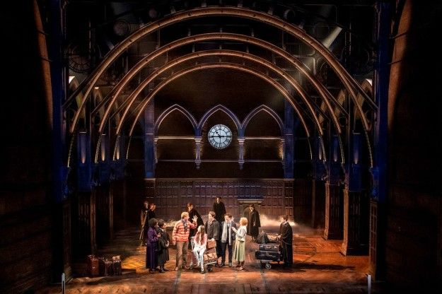 Harry Potter And The Cursed Child Photos Are Here And They Re So Magical Harry Potter Cursed Child Harry Potter Theatre Harry Potter Stories