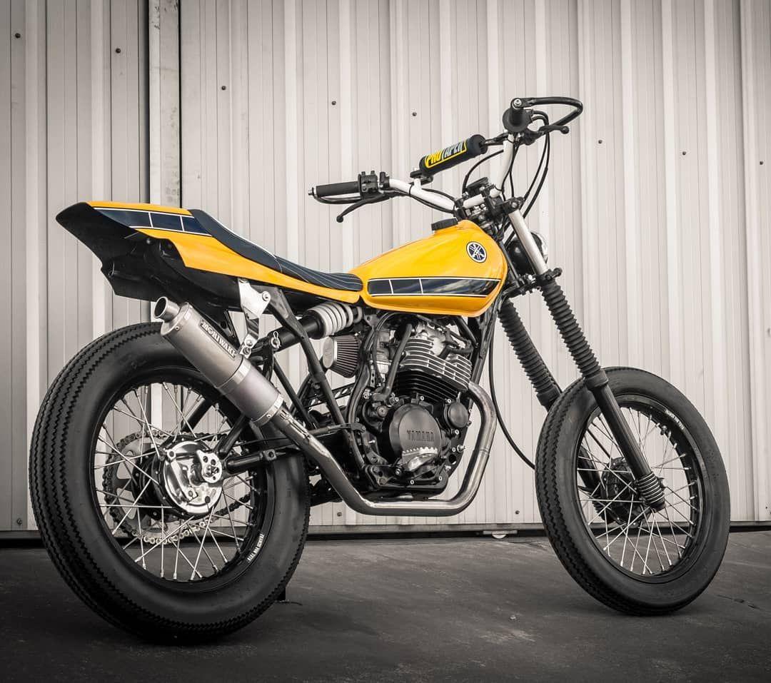 Pleasing 1983 Yamaha Xt250 Built By Francis Von Tuto Francisvontuto Camellatalisay Diy Chair Ideas Camellatalisaycom