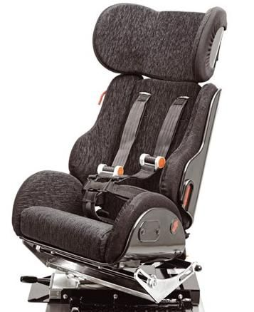 another rotating car seat