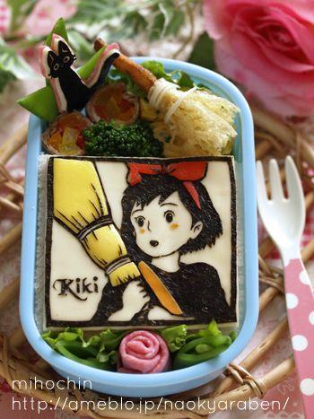 Kiki S Delivery Service Bento お弁当 かわいい 食べ物のアイデア キュートな料理