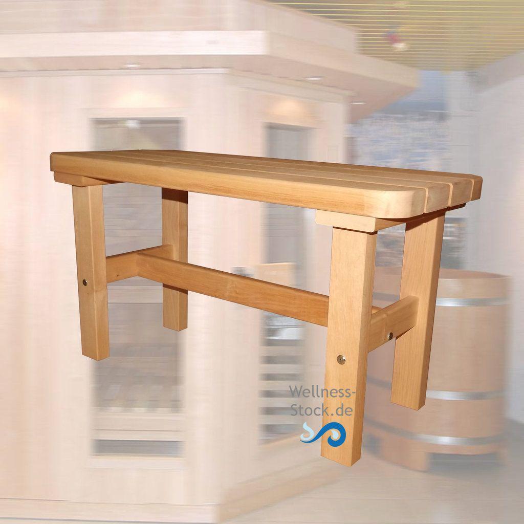 Sauna Sitzbank Holzbank   Shopping Ideen   Pinterest