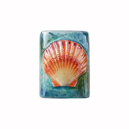 3C Studio Scallop Shell Bead