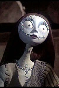 sally from nightmare before christmas full body - Google Search