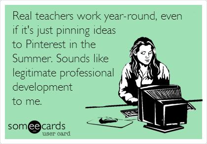 June Workshop Wednesday Pinterest Professional Development Teaching Humor Teaching Quotes Teacher Humor