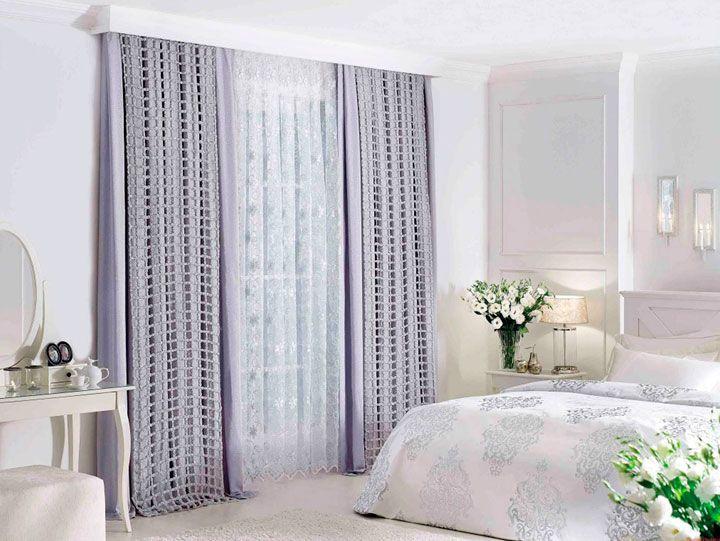 Cortinas con privacidad para dormitorios de matrimonio cortinas pinterest cortinas para - Cortina dormitorio matrimonio ...