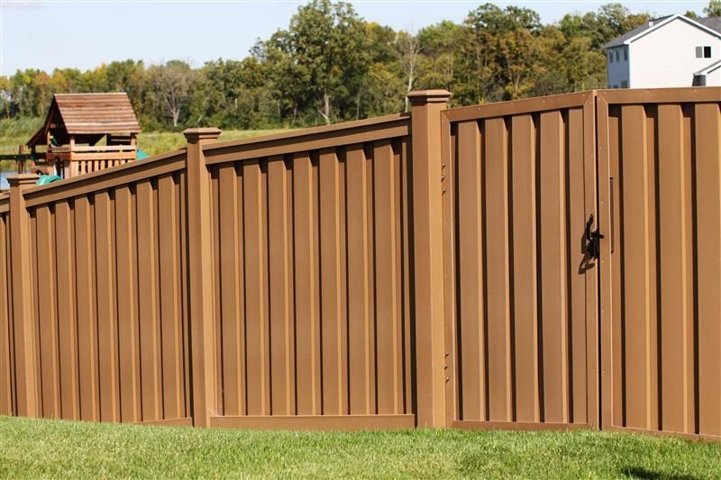 This Fence Isn T Budging Fence Design Concrete Fence Wall Modern Fence