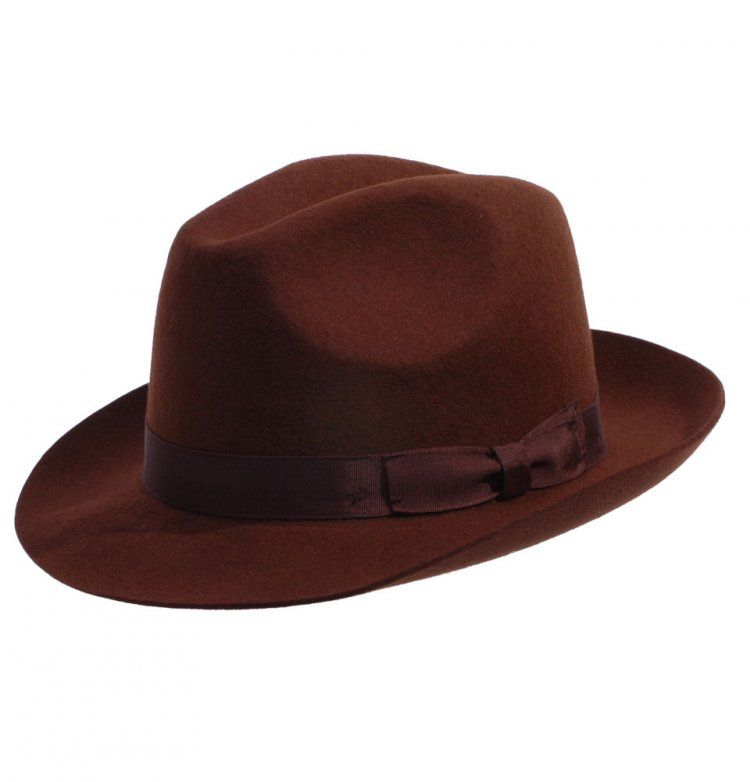Brown Hat