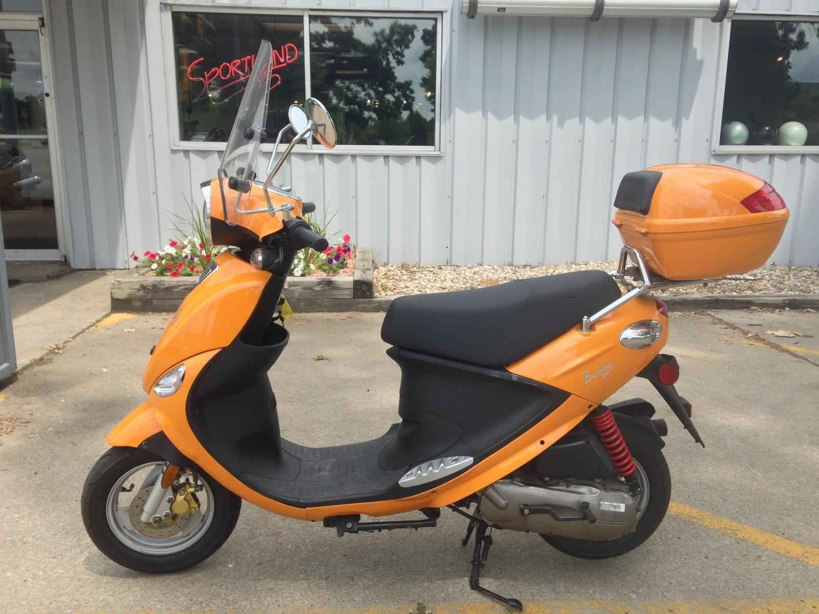 Used 2009 Genuine Scooter Motorcycles For Sale In Illinois Beat Illinoisil