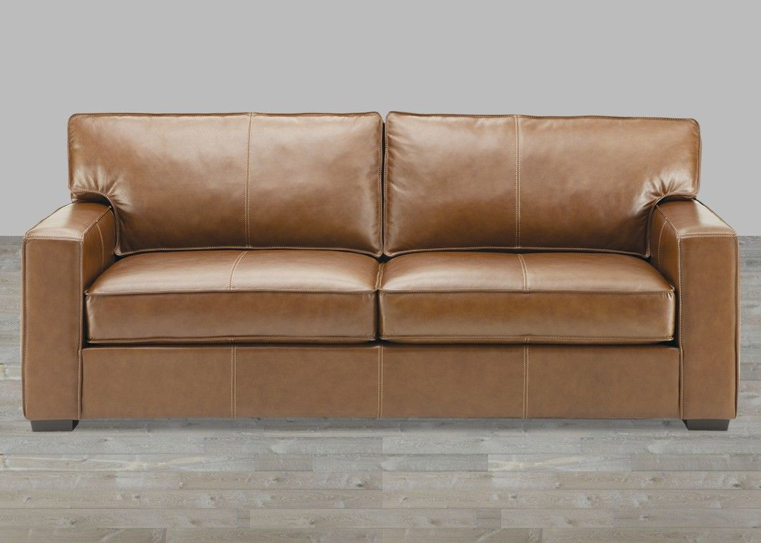 Leather Furniture Living Room Brown Top Grain Leather Sofa Living Room Pinterest Tops
