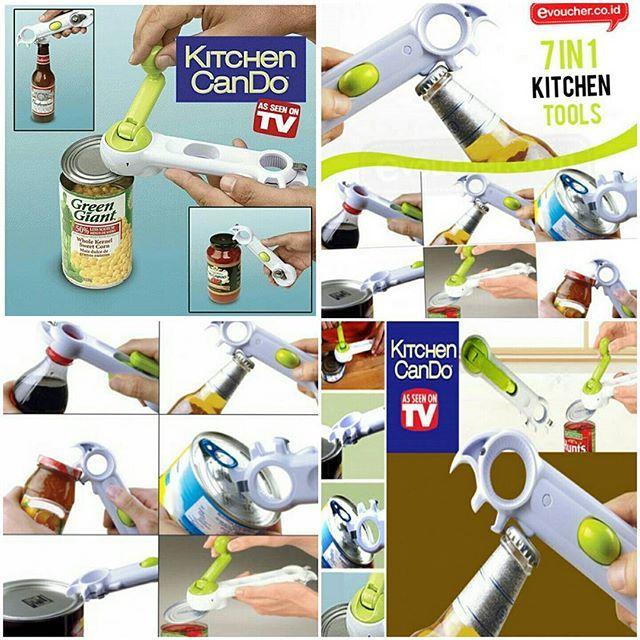 Nama Barang Kitchen Can Do Opener Pembuka Kaleng Produk Ini Dapat Digunakan Untuk Membuka Hamper Apapun Yg Ada Di Dapur Anda Wajib Punya
