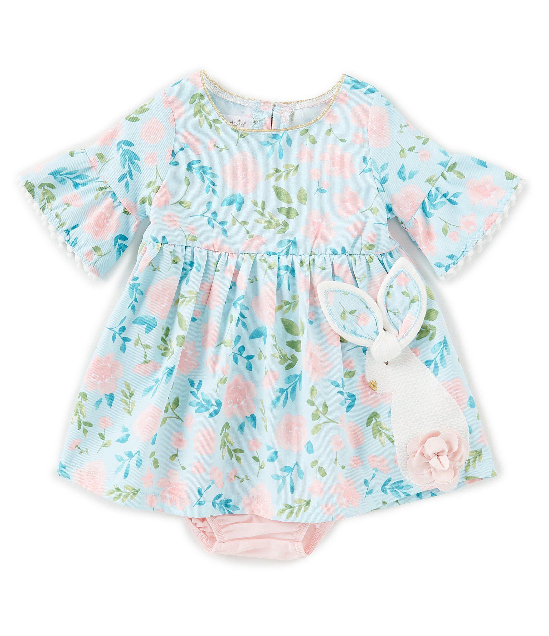 Baby Clothes Romper Rockabilly Unicorn Mermaid blue Girl Baby Bodysuit white rose onesie