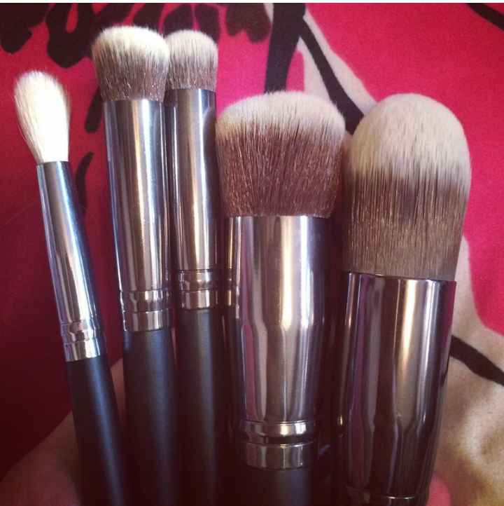 Infinity Makeup Brushes from Crownbrush UK Brush