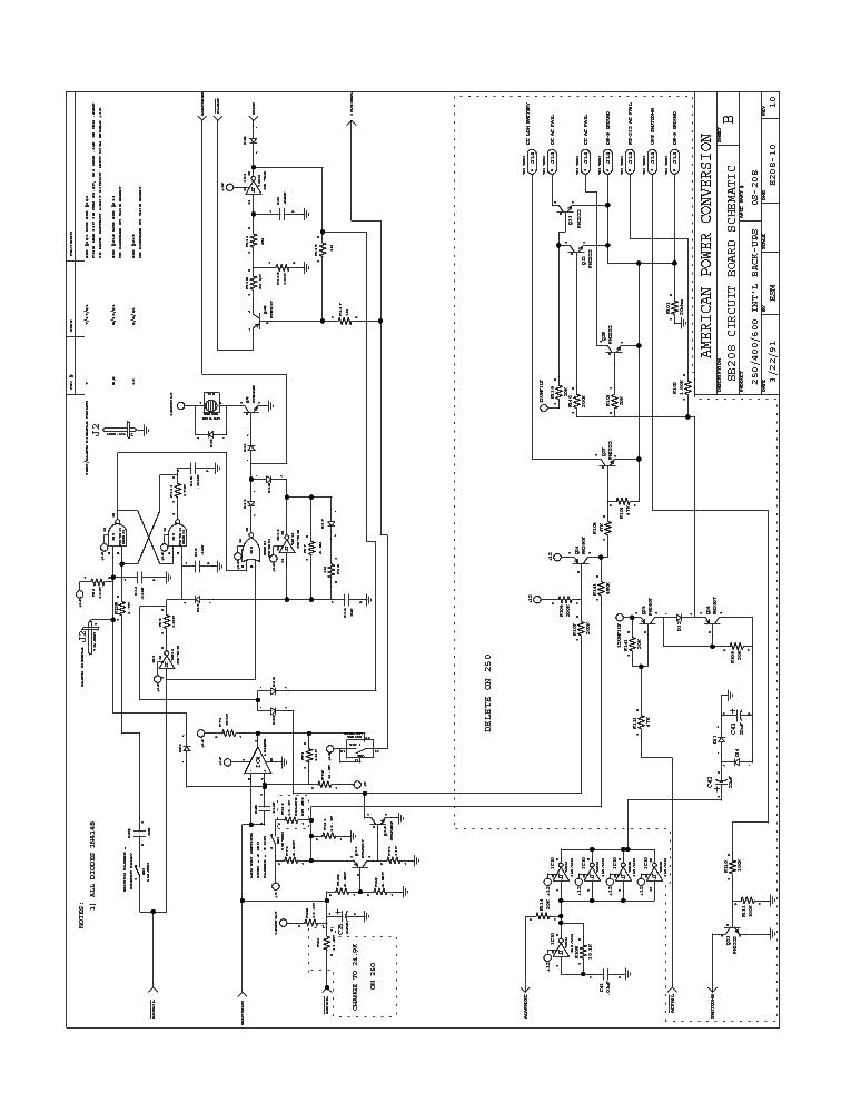 Apc Smart Ups Su2200 3000 Service Manual Download Schematics Eeprom Repair Info For Electronics Experts Apc Smart Ups Apc Electronics